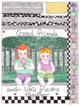 085 Friendship Series - Life's Flavors: