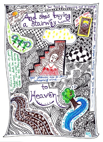 039 Stairway to Heaven