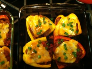 Stuffed Peppers CU
